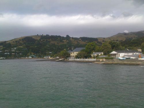 Akaroa (Neuseeland_DSC02700.JPG) wird geladen. Work and Travel Australia..