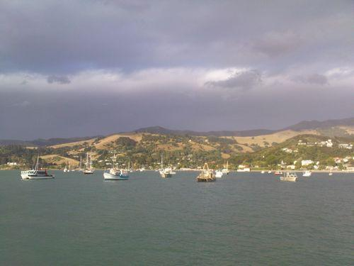Akaroa (Neuseeland_DSC02709.JPG) wird geladen. Work and Travel Australia..