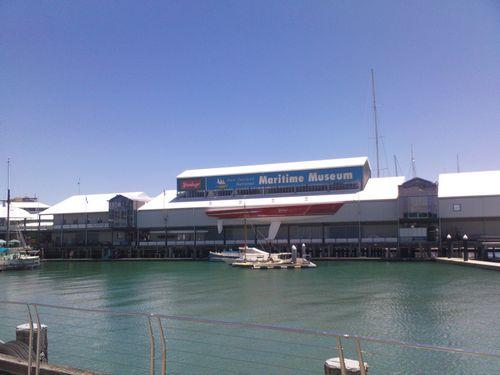 Aukland Harbour (Neuseeland_DSC01673.JPG) wird geladen. Work and Travel Australia..