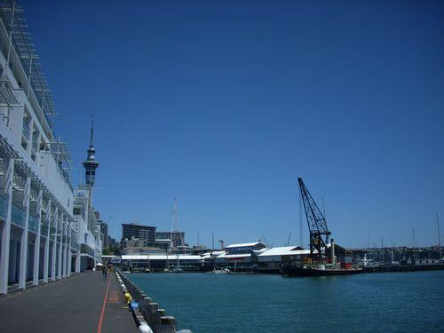 Aukland Harbour (Neuseeland_DSCI1136.JPG) wird geladen. Work and Travel Australia..