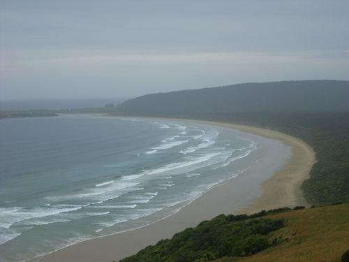 Catlins Coast (Neuseeland_DSCI0253.JPG) wird geladen. Work and Travel Australia..