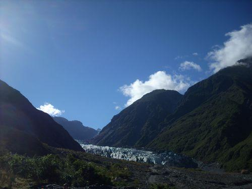 Fox Glacier (Neuseeland_DSCI0638.JPG) wird geladen. Work and Travel Australia..