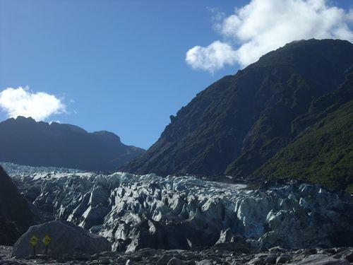 Fox Glacier (Neuseeland_DSCI0644.JPG) wird geladen. Work and Travel Australia..