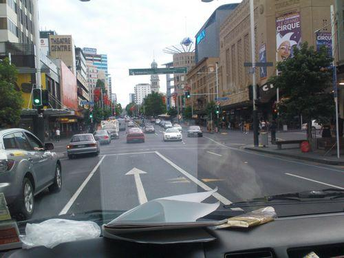 Streets in Aukland (Neuseeland_DSC01869.JPG) wird geladen. Work and Travel Australia..